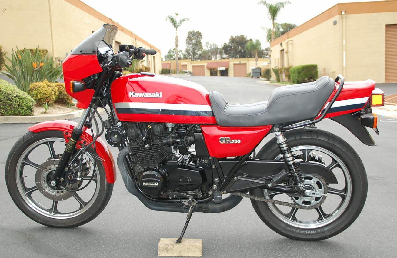 1982 Kawasaki GPz750