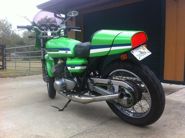 Kawasaki H1 - 3