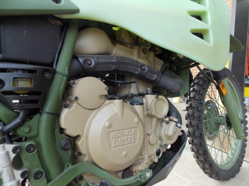 Ending Soon – 2009 Kawasaki KLR650 M1030M1 – Bike-urious