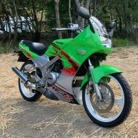 CA Plated - 2003 Kawasaki KRR150