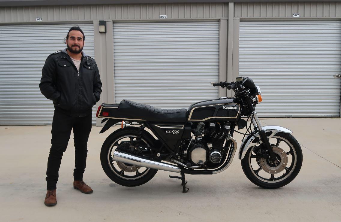 No Reserve – 1979 Kawasaki KZ1000 MkII