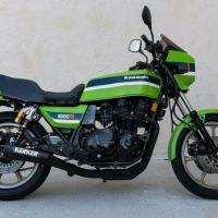 Eddie Lawson Rep – 1983 Kawasaki KZ1000R ELR