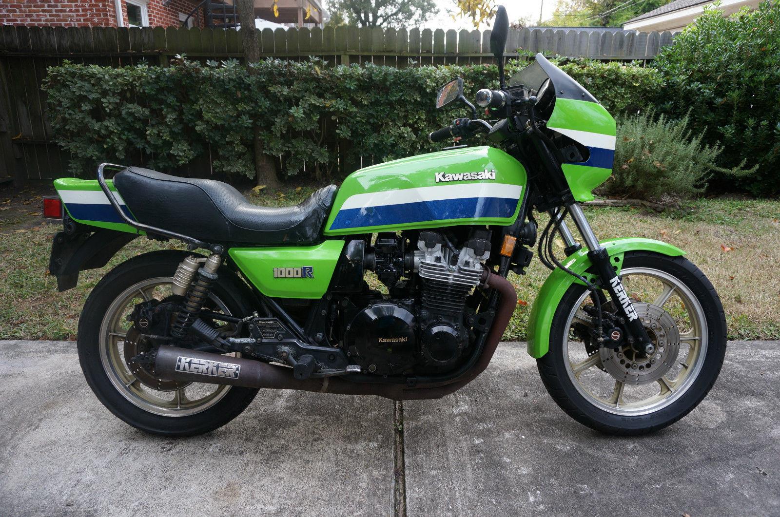 Kawasaki Zrxr For Sale South Africa