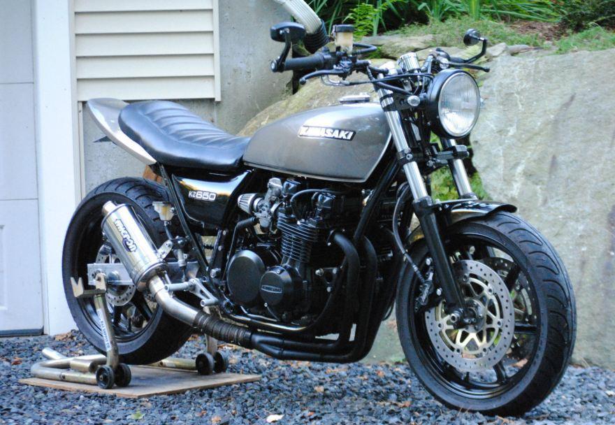Kz650 Exhaust