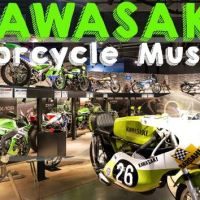 Video Intermission - A Tour of Kawasaki's Motorcycle Museum in Japan