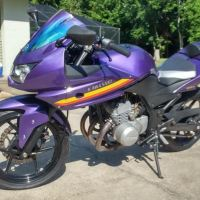 Two Stroke Transplant - Kawasaki Ninja 250 with S2 Engine