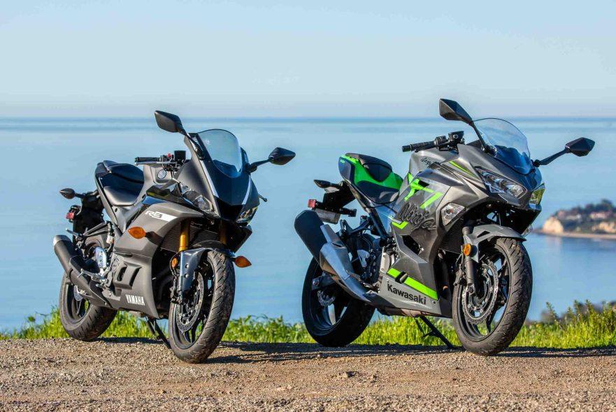 2019 Kawasaki Ninja 400 Vs 2019 Yamaha Yzf R3 Bike Urious