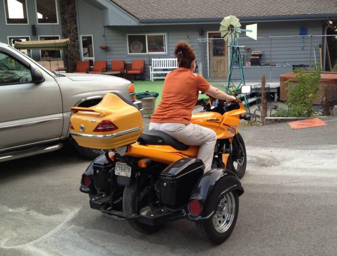 Craigslist Idaho Falls >> Unexpected Trike – 2007 Kawasaki Ninja 500R – Bike-urious