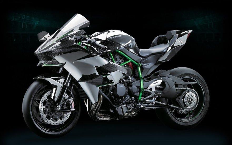 Video Intermission A Tale Of Two Kawasaki Ninja H2rs Bike Urious