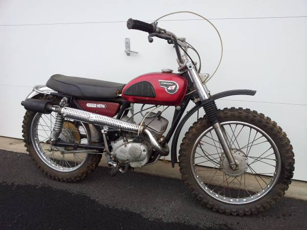 Kawasaki Roadrunner - Right Side