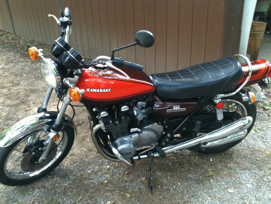 new york steak – 1972 kawasaki z1 900 | bike-urious
