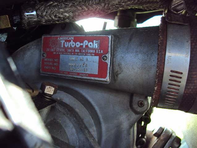 Kawasaki Z1RTC - Turbo