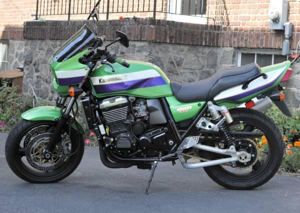 Z Rex 1999 Kawasaki ZRX1100