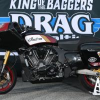 Video Intermission - King of the Baggers Practice at Laguna Seca