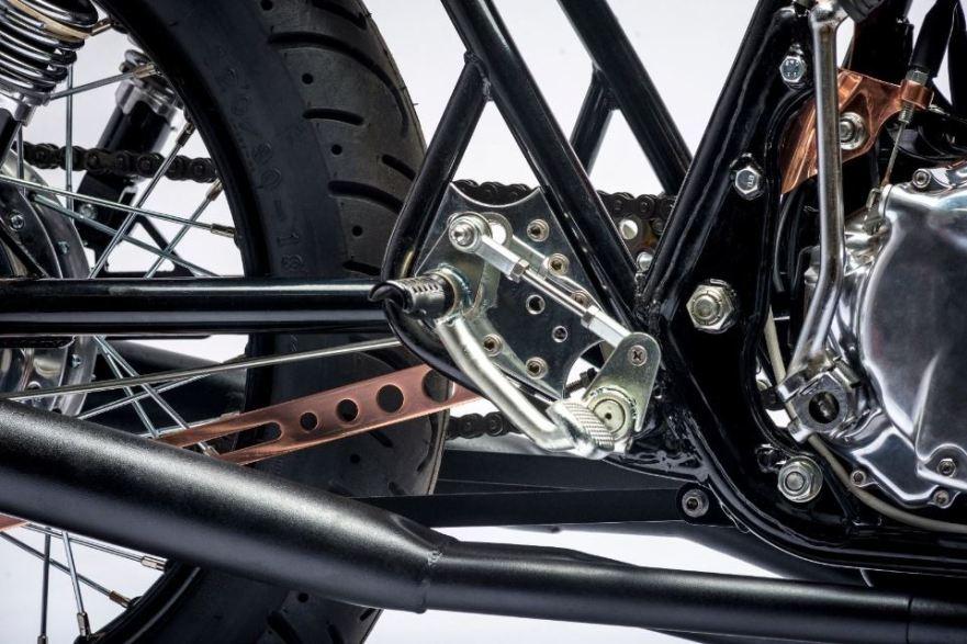 1978 t140 wiring diagram kott custom        1978    honda cb550     bike urious  kott custom        1978    honda cb550     bike urious