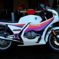 In New Zealand - 1982 Krauser MKM 1000