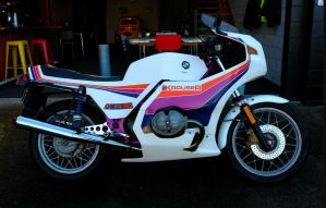 In New Zealand – 1982 Krauser MKM 1000