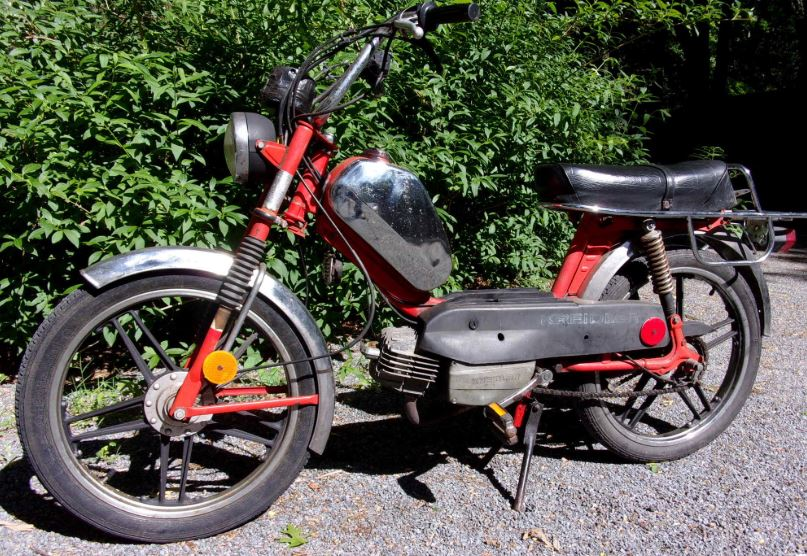 $395 – 1981 Kreidler MP-19 – Bike-urious