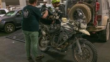 2011 Triumph Tiger 800 – Bike-urious