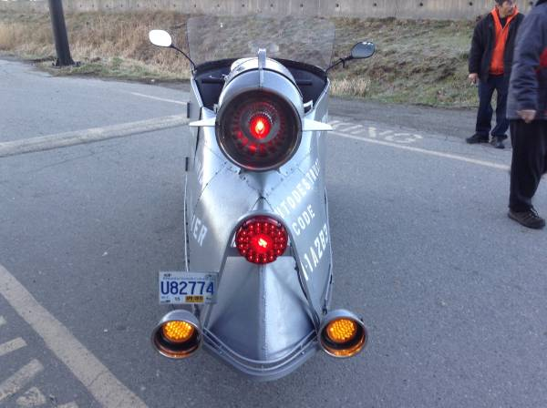 "land rover"" – 2008 piaggio mp3   bike-urious"