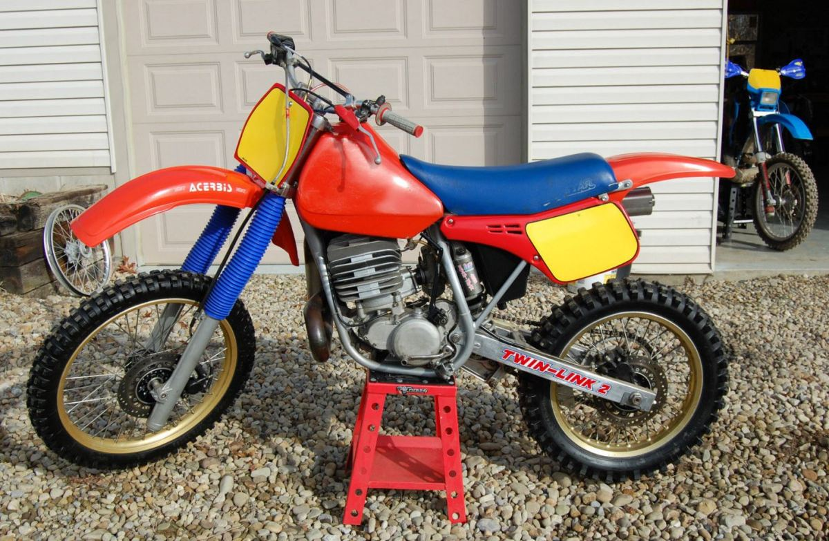 M-Star – 1986 Maico 500 SuperCross – Bike-urious
