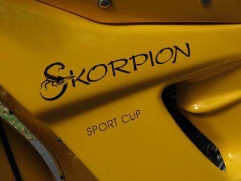 MZ Skorpion Sport Cup - Fairing