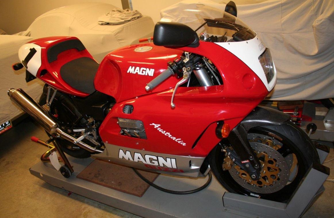1 Of 50 1998 Magni Australia 98 Bike Urious