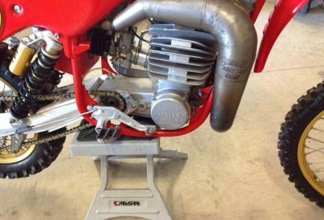 Maico 490 Mega II - Engine
