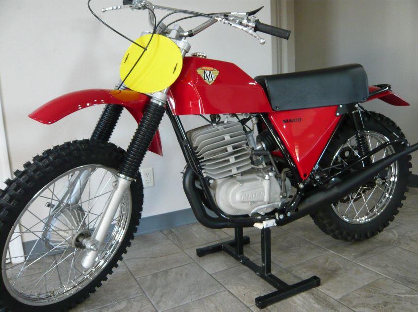 1973 Maico 400 | Bike urious