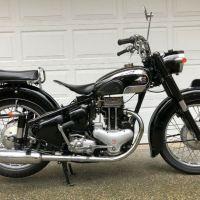 1957 Meguro S3 Junior