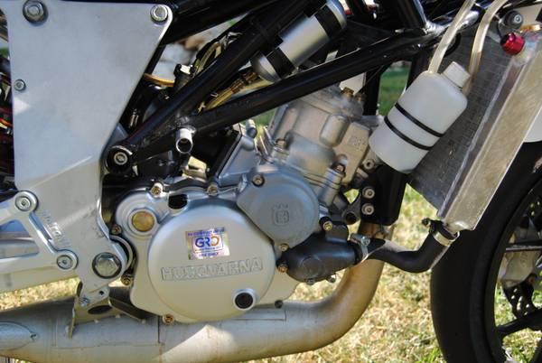 Metrakit Pre-GP 125 - Engine