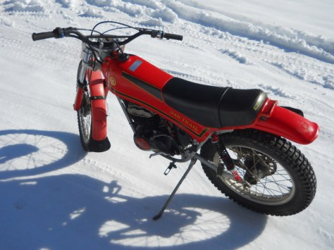 Montesa Cota 348 Trail  - Top