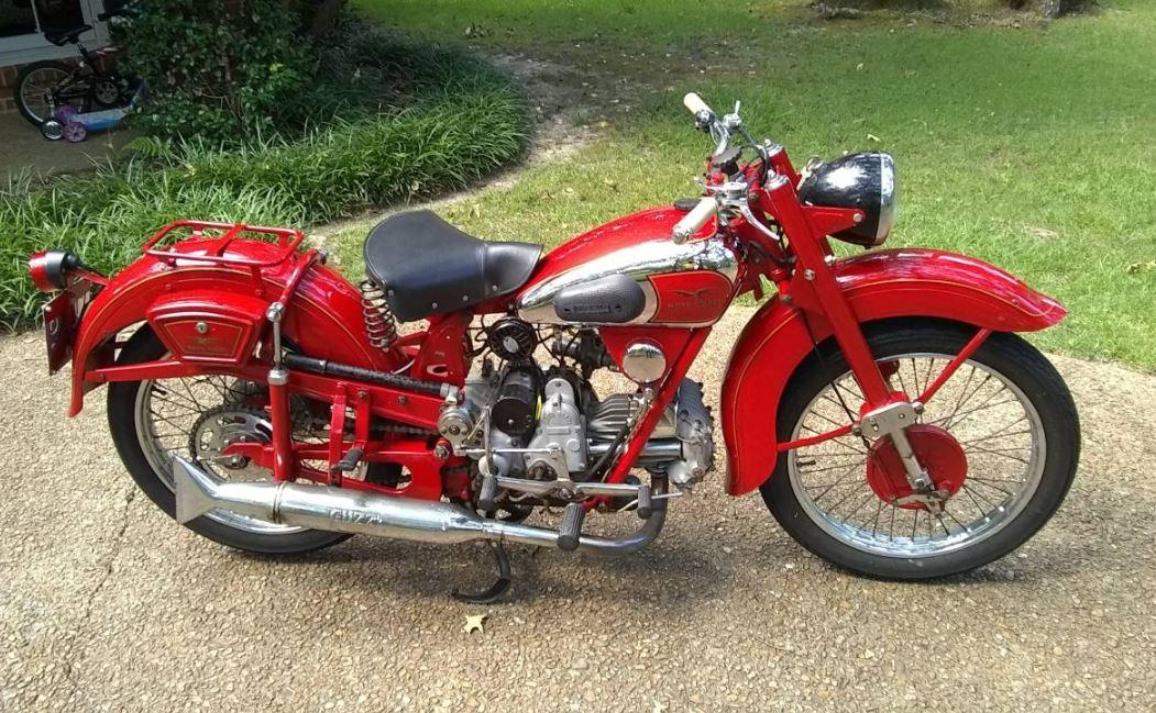 1950 Moto Guzzi Astorino