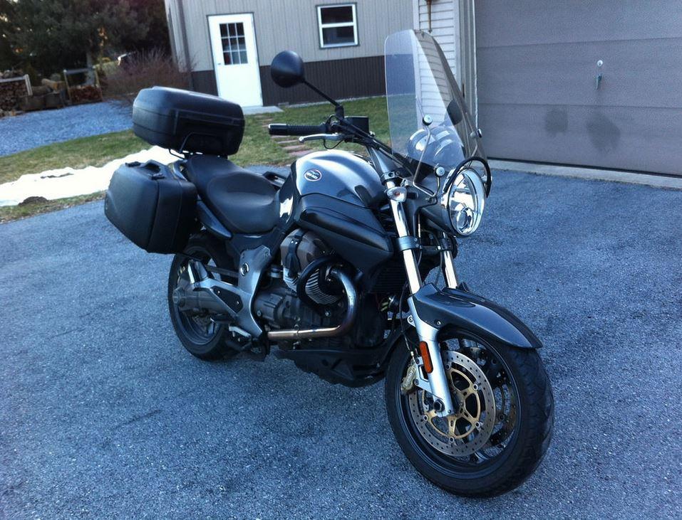 2006 Moto Guzzi Breva 1100 Bike Urious