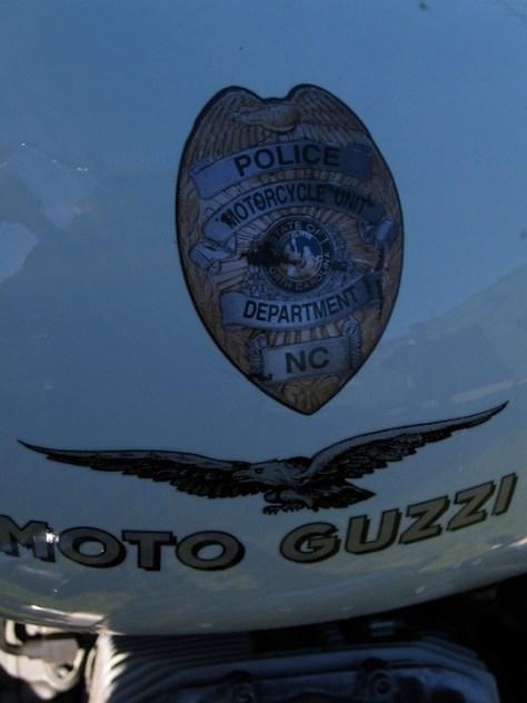 Moto Guzzi California Police - Tank