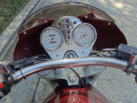 Moto Guzzi Centauro - Gauges