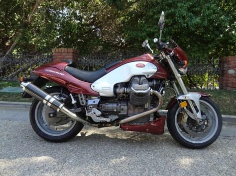 Moto Guzzi Centauro - Right Side