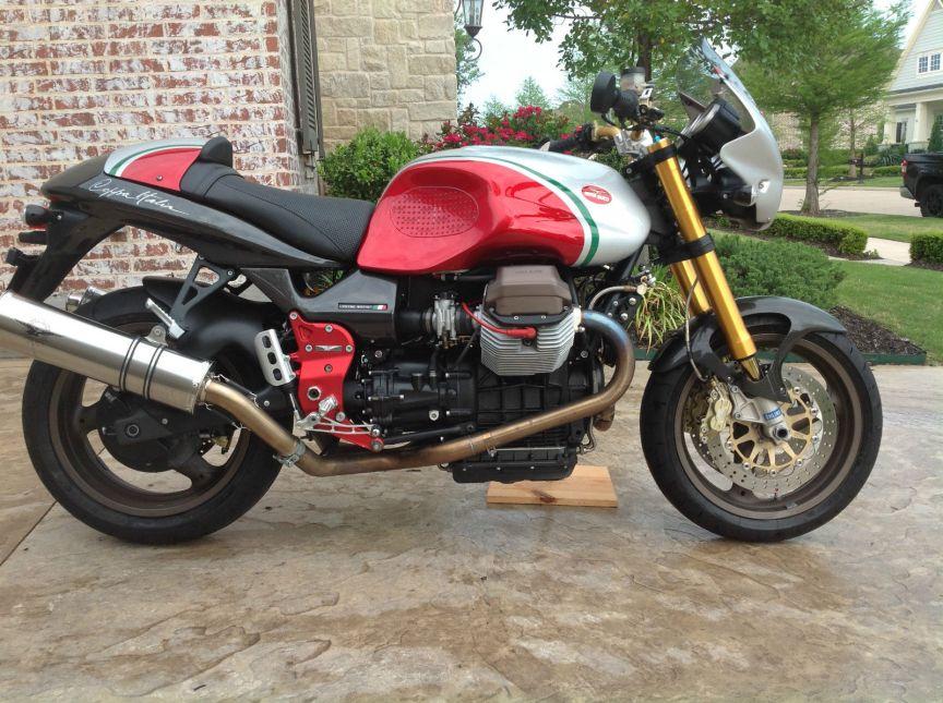 20170702 2004 moto guzzi v11 coppa italia right - Rare