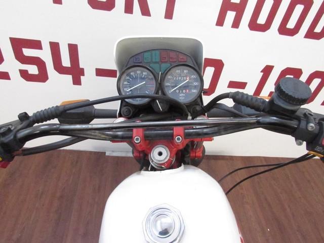 Moto Guzzi V65 TT - Cockpit