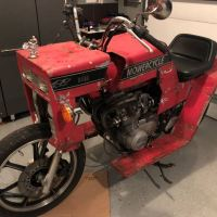 Rare Project - The Mowercycle