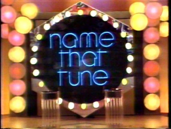 Name That Tune: Name That Tune Edition