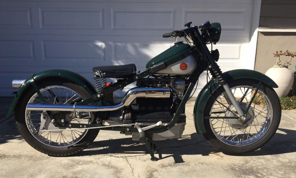 Restored Danish Classic - 1949 Nimbus Model C