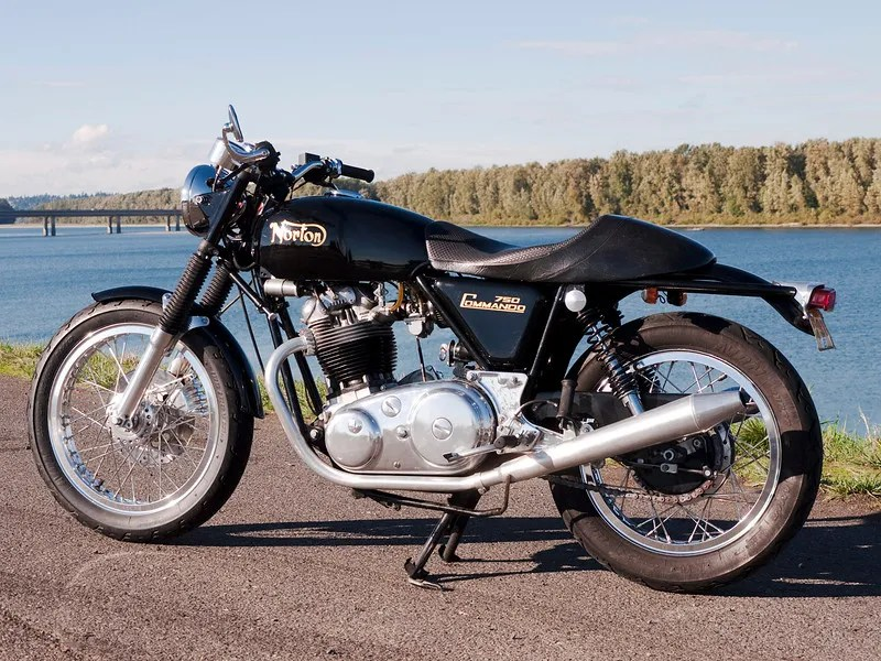 1971 Norton 750 Commando Custom