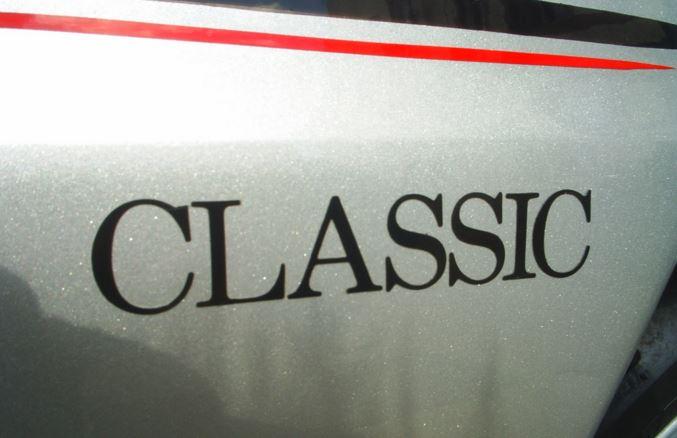 Norton Classic - Sidecover