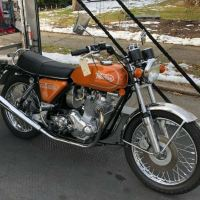 Restored - 1973 Norton Commando 850