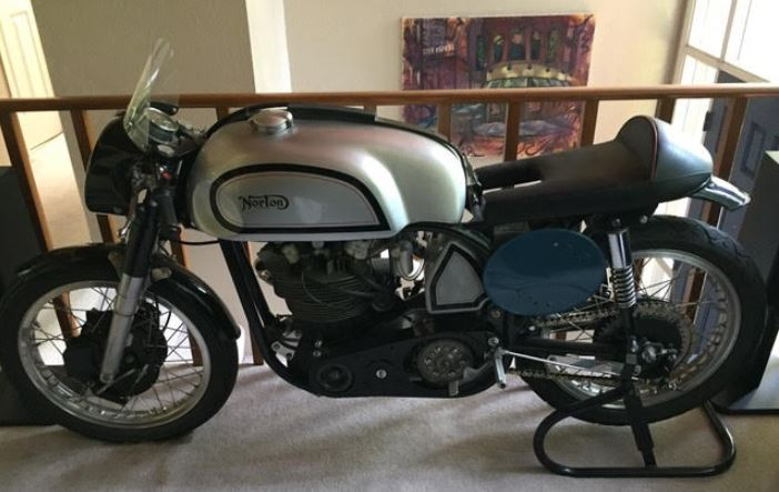 1953 Norton Manx 350
