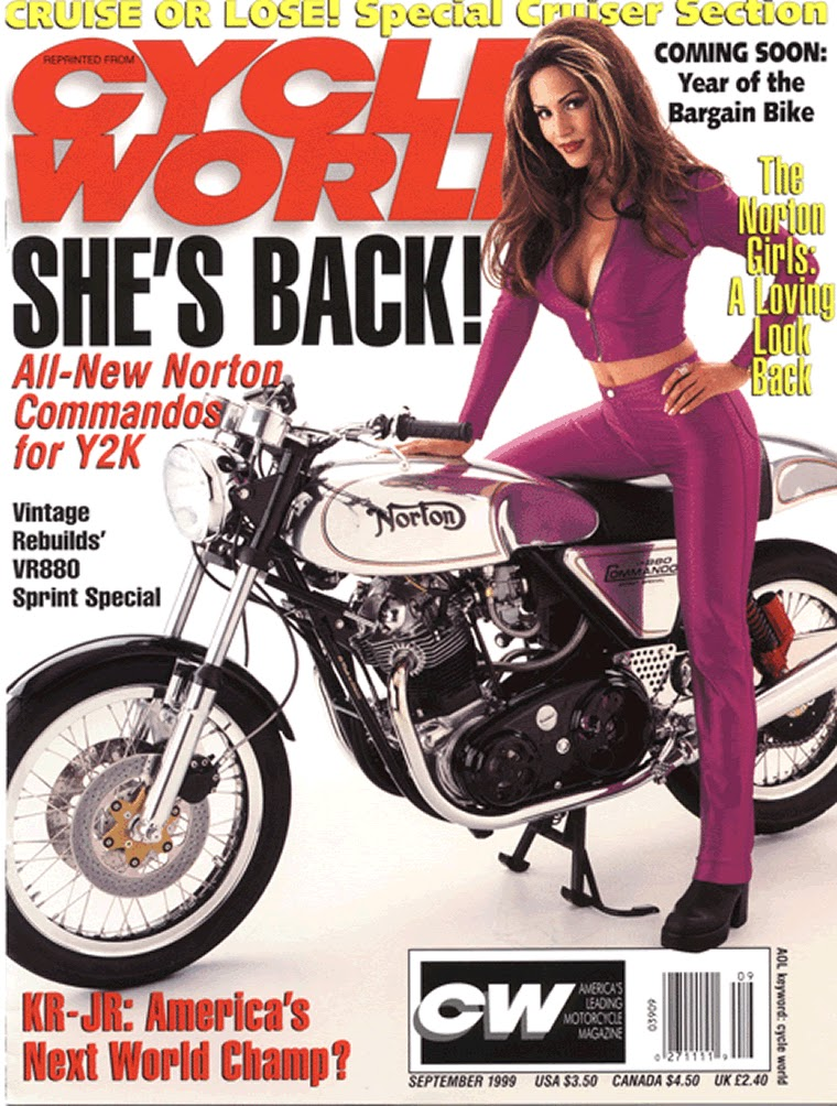 Norton VR880 Magazine