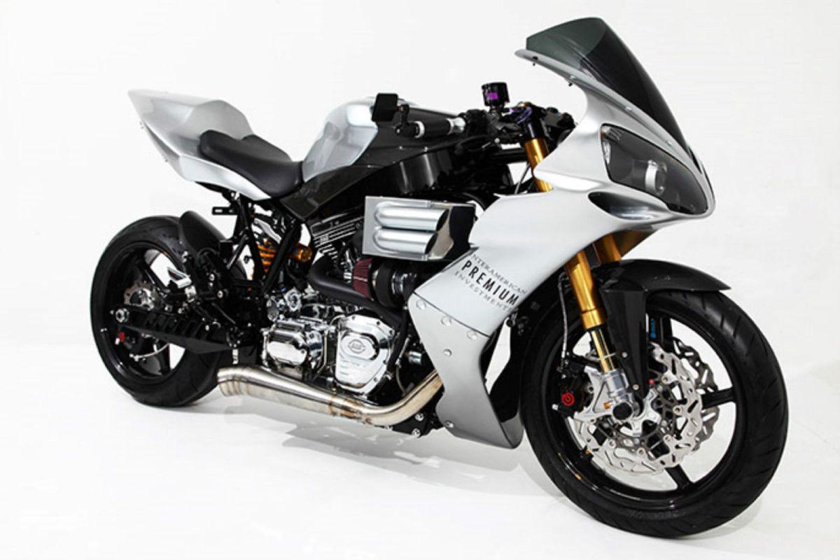 OCC V-Twin Turbo Sportbike
