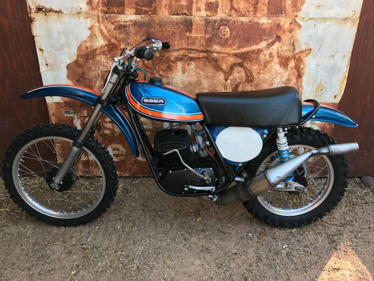 Vintage Motocross Collection in Colorado – Bike-urious