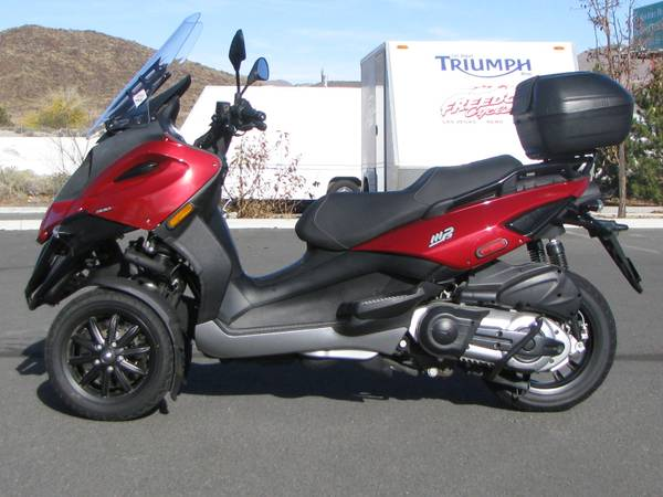 3 wheeler 2009 piaggio mp3 500 for sale bike urious. Black Bedroom Furniture Sets. Home Design Ideas